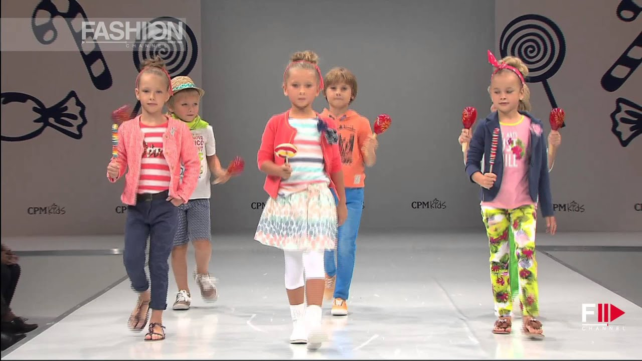 Cpm Kids Spring Summer 2014 Moscow Hd By Fashion Channel Youtube