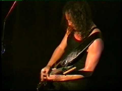 Kirk Hammett - Ride The Lightning Solo