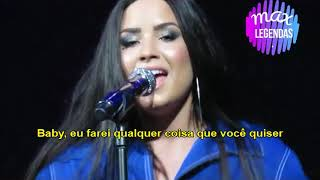 Download Lagu Demi Lovato - Concentrate (Legendado) (Tradução) (Ao Vivo) Gratis STAFABAND