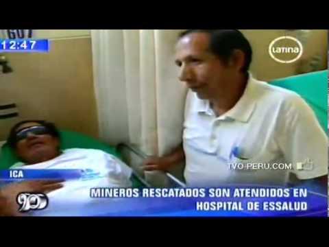 http://www.tvo-peru.com/?p=49257 , algunos de los obreros presentan males estomacales superables, y que son sometidos a radiografías y exámenes nutricionales.