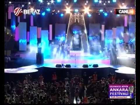 Serdar Ortaç & 6. Ankara Festivali Konseri & 1. Kısım