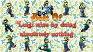 Best of Luigi wins by doing absolutely nothing
