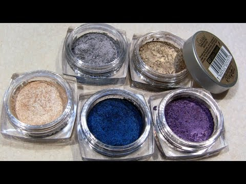 L'Oreal Infallible Eyeshadows Review