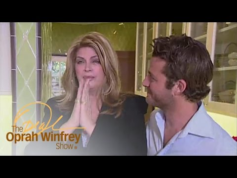 Italian-Inspired Kitchen Makeover That Left Kirstie Alley Speechless  | The Oprah Winfrey Show | OWN