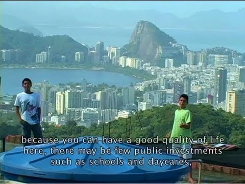 Favela Resident describes the reality of living in Rio de Janeiros largest favela