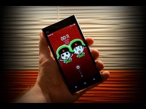 Обзор Xiaomi Mi3: игры. тесты. камера. материалы (review)