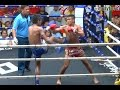 Muay Thai -Sangmanee vs Muangthai (แสงมณี vs เมืองไทย), Rajadamnern Stadium, Bangkok, 9.6.16