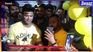 "NM Awaaz - ""The Muscle Break Gym"" Inaugurated By India's Fitness Icon SAHIL KHAN At Panvel"