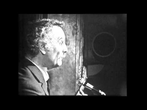 Georges Brassens - La mauvaise réputation (Officiel) [Live Version]