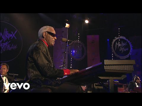 Ray Charles  Song For You  at Montreux 1997