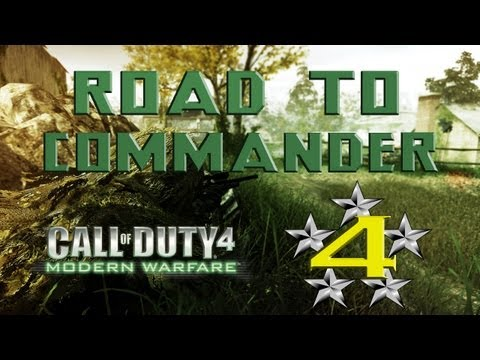 Modern Warfare - Road To Commander -