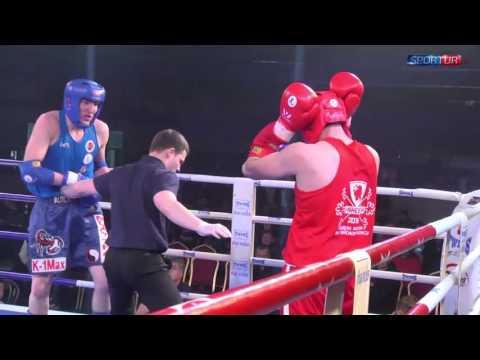 Яллыев Арслан (Москва) vs. Даудов Дауд | Мастерская тайского бокса