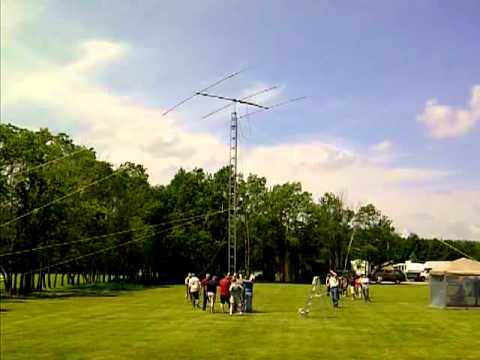 Winnipeg Amateur Radio Club - 2011 Field Day
