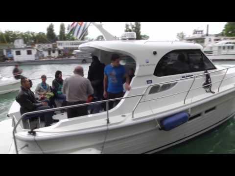 Élmény, kaland, gyorsaság: luxus jachtok a magyar tengeren