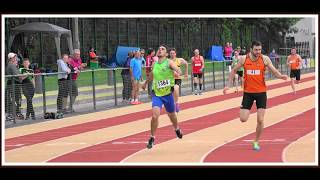Senior Men's 400m at the 2018 Munster T & F Championships...Video by Jerry Walsh