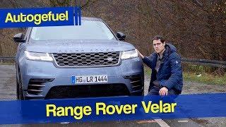 Range Rover Velar REVIEW - Autogefuel