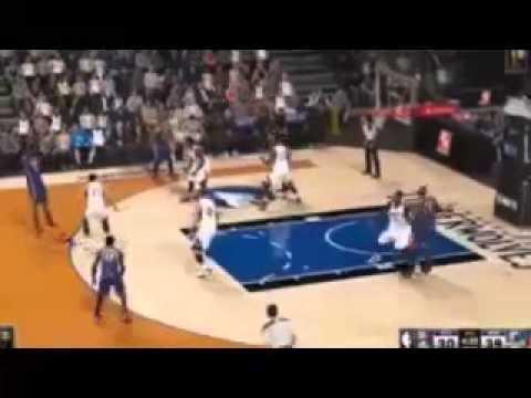 NBA 2K15 PS3 Denver Nuggets vs Dallas Mavericks Multiplayer
