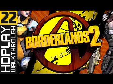 Borderlands 2 - Walkthrough PART 22   A Dam Fine Rescue #2 (PC/XBOX360/PS3)