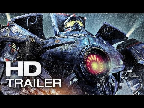 PACIFIC RIM Offizieller Trailer 2 Deutsch German | 2013 [HD]