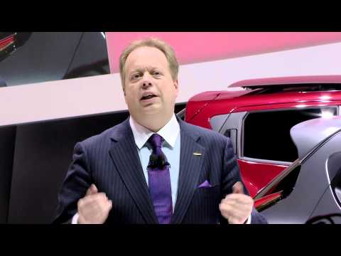 Nissan Press Conference -- Geneva Motor Show 2014