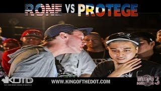 Download Lagu KOTD - Rap Battle - Rone vs Protege | #WD3 Gratis STAFABAND