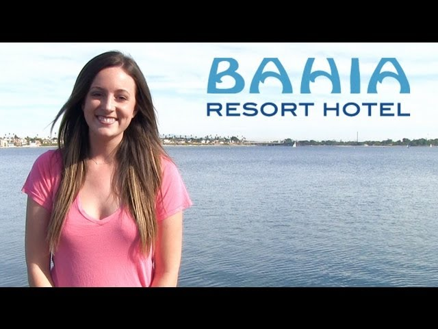 San Diego Attractions around the Bahia Resort Hotel
