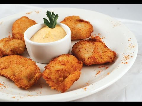 Куриные наггетсы. Очень вкусные куриные наггетсы простой рецепт.