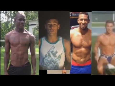 Ice Bucket Challenge Compilation ● BEST FOOTBALL PLAYERS (CR7, Balotelli, Neymar, Gotze, Gerrard...)