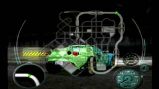 Midnight Club 3 remix Atlanta and Detroit glitch tutorial (no camara on T.V.)
