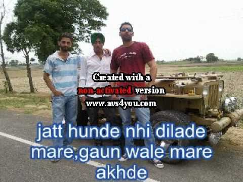 Harpreet Dhillon New Song Put Jatta De video