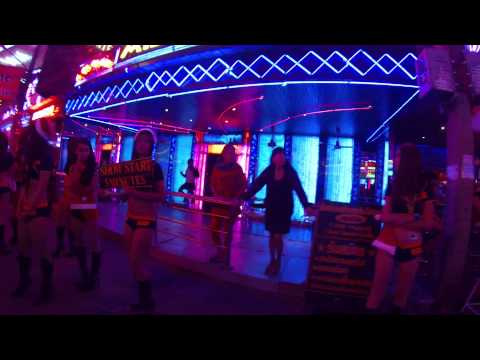 Walking down Soi Cowboy with Steadicam Curve/GoPro