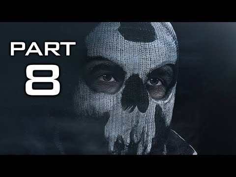 Call of Duty Ghosts Gameplay Walkthrough Part 8 – Campaign Mission 9 – The Hunted (COD Ghosts)