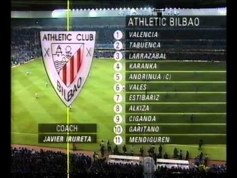 Newcastle v Athletic Bilbao 1994/95 UEFA Cup