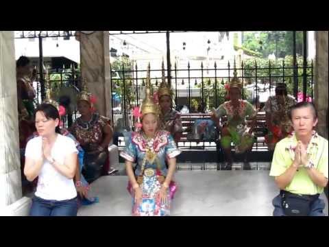 Erawan Shrine – Bangkok II (ศาลพระพรอม)