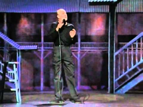 George Carlin - Rockets and Penises in the Persian Gulf [HQ]