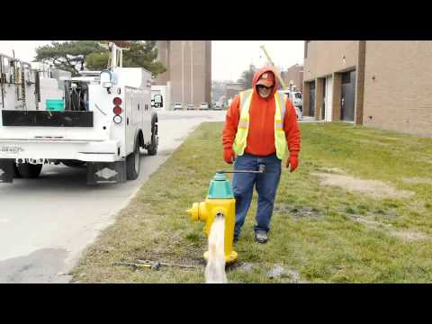 Fire Hydrant Safety from Des Moines Water Works