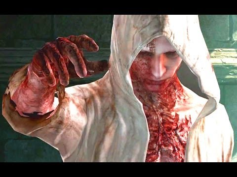 The Evil Within — Русский трейлер для PAX East (1080p) RU