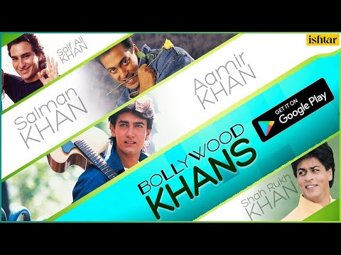 """Bollywood Khans"" - Download FREE App @GooglePlayStore"