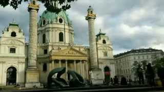 Second Timelapse attempt. Karlskirche / Vienna