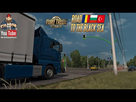 [ETS2 v1.36] Road to Black Sea *First Look - von Serpentinen & GrenzÜbergang Türkei*