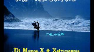 DJ M@NOS-X ft Xatzigiannis AN MAGAPAS (nemo remix)128bpm .wmv