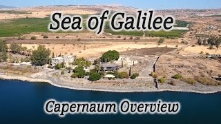 Video: Ministry of Jesus (Capernaum) - HolyLandSite