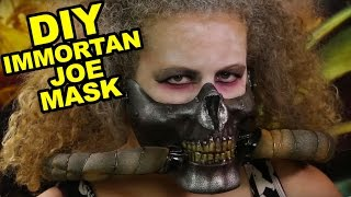 Immortan Joe Mask - Chrissy's Halloween Special!