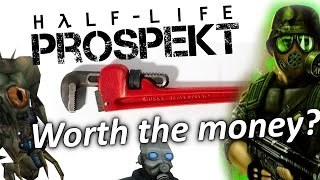 Prospekt Review - The first failed Half-Life game!
