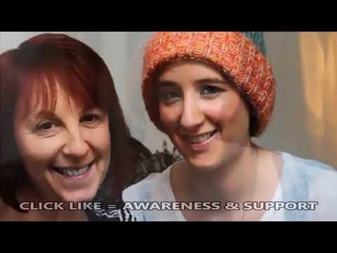 Rhianna's Scalp Cyst Removal  Ewing's Sarcoma