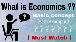 What is Economics | in Hindi