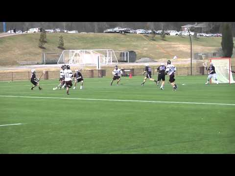 Roanoke Lacrosse vs. Kenyon | College Highlights from Prodigy Launch