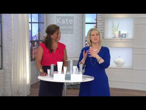 Kate Somerville SS ExfoliKate & DermalQuench w/ Travel Sizes with Mary Beth Roe