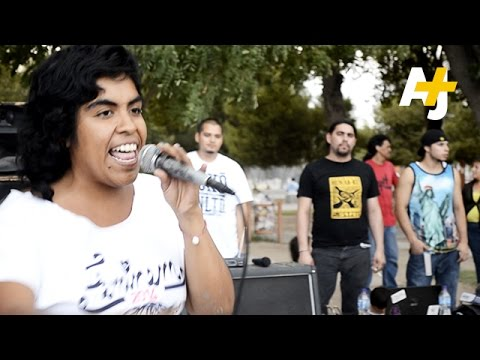 Rapping For Women's Justice In Mexico