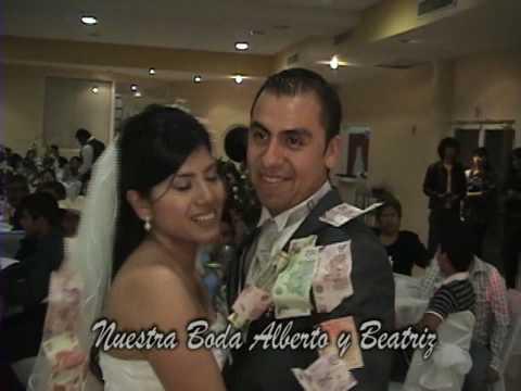 Alberto Y Beatriz unen sus vidas